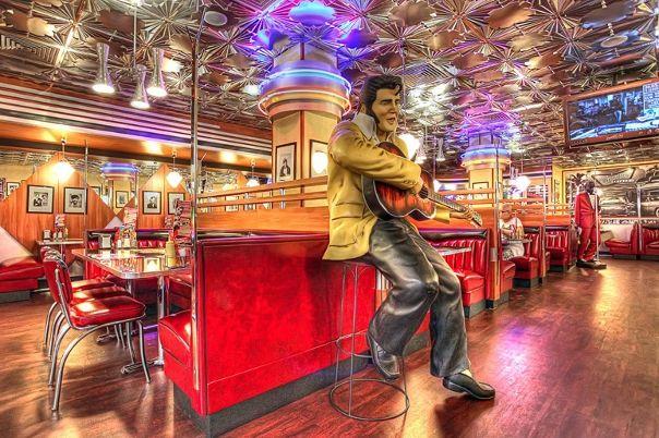 Ресторан «Beverly Hills Diner»