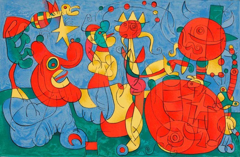 Выставка «Сюрреализм и livre d'artiste»