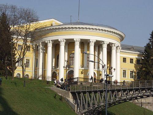 PrevNext. «Октябрьский дворец»