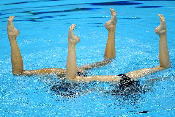 Чемпионат Москвы по синхронному плаванию