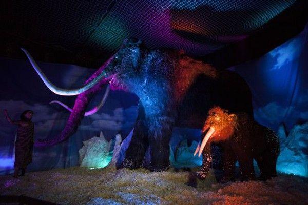 Интерактивная выставка «Ледниковый период»
