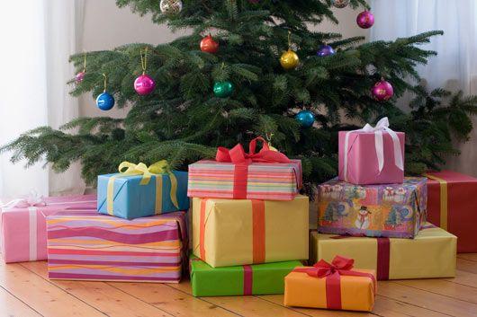 Подарки своими руками под ёлку
