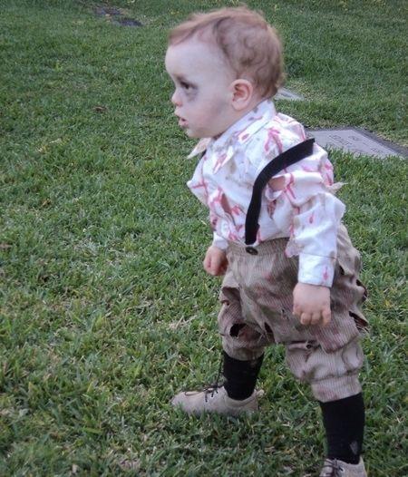 Еще один зомби-малыш