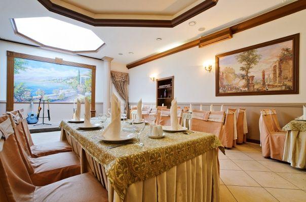 Ресторан «Bodrum Lounge Club»