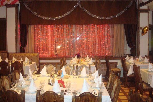 Ресторан «Ночное рандеву»