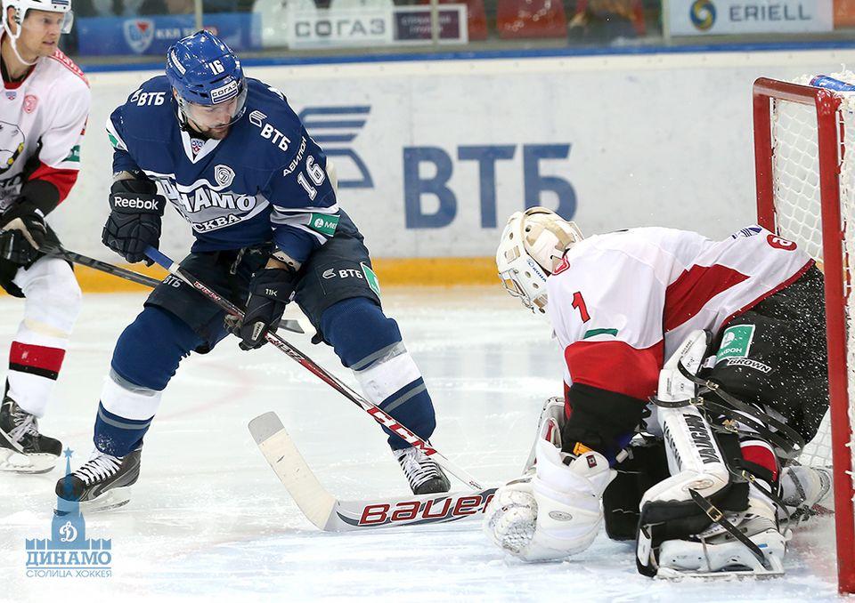 Хоккейный клуб Динамо-Минск