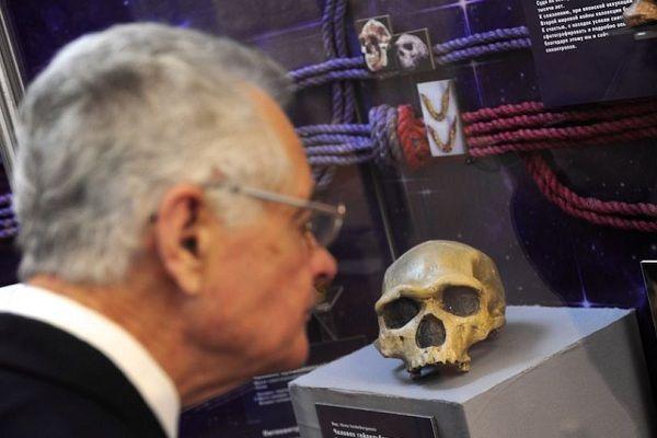 Выставка «10 черепов, которые потрясли мир»