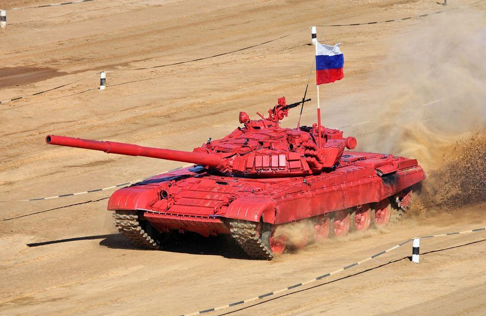 Россия одержала победу в