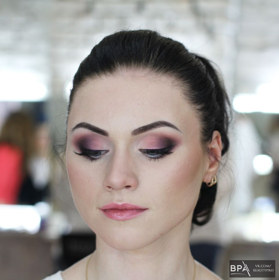 Мастер-класс «Свадебный макияж в карандашной технике» 8 декабря