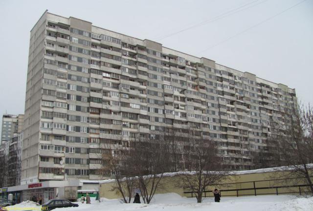 Дом 113 на проспекте Вернадского