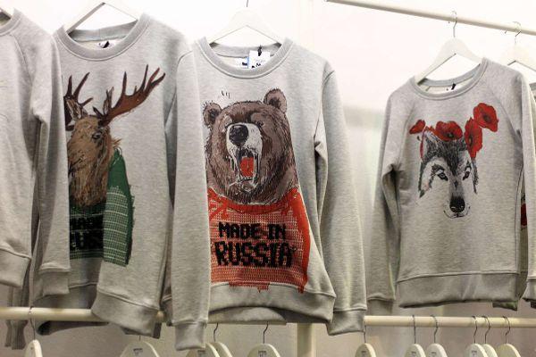 Барахолка брендовых вещей на Невском