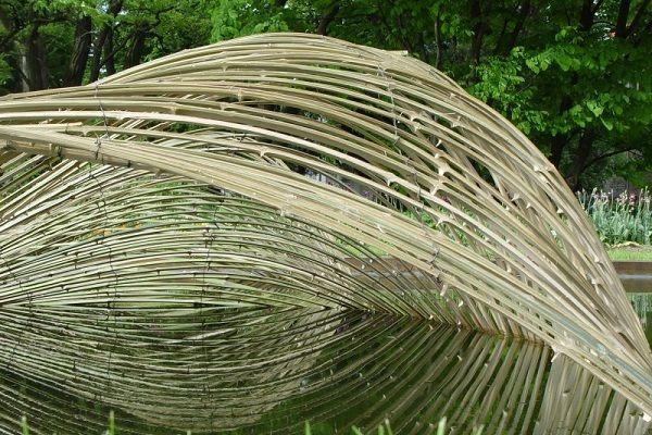 Инсталляция «Духовная волна»