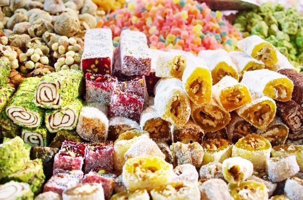 Купить восточные сладости в москве