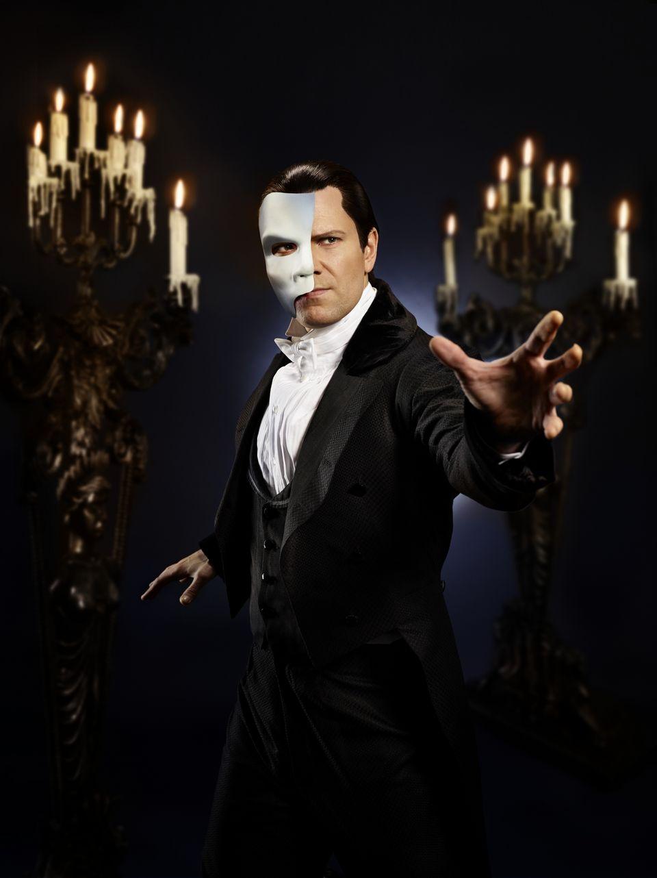 Мюзикл Призрак Оперы (Phantom of the Opera, The