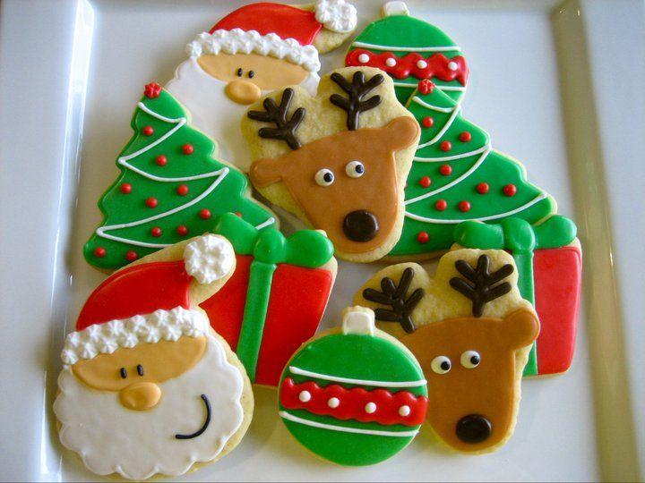 Новогоднее печенье своими руками рецепты с фото