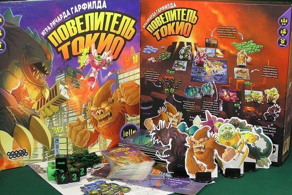 Игра «Повелитель Токио»