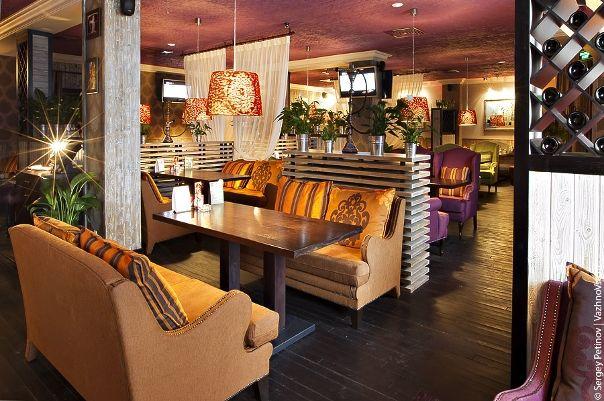 Ресторан «Темпл бар»
