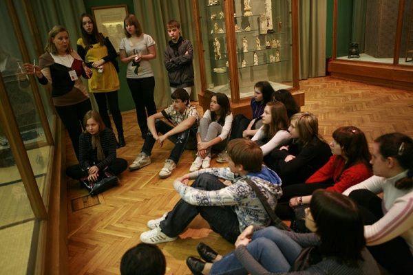 Проект «Музейные субботы»