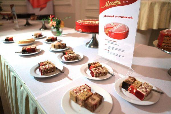 Рецепт торта «Москва»
