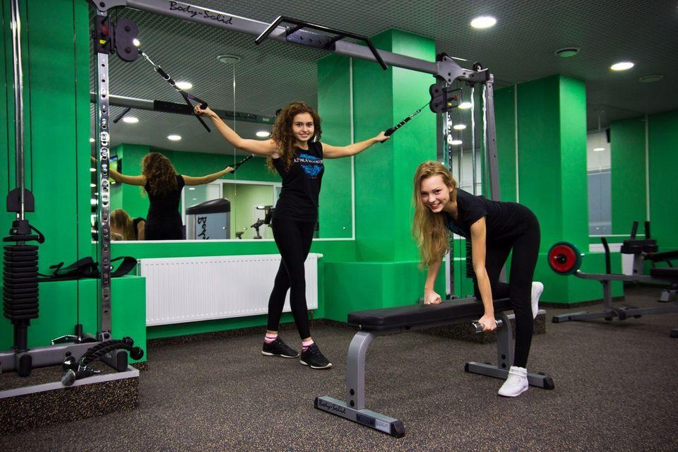 норма фитнес клуб