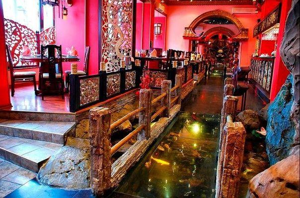 Ресторан «Храм дракона»