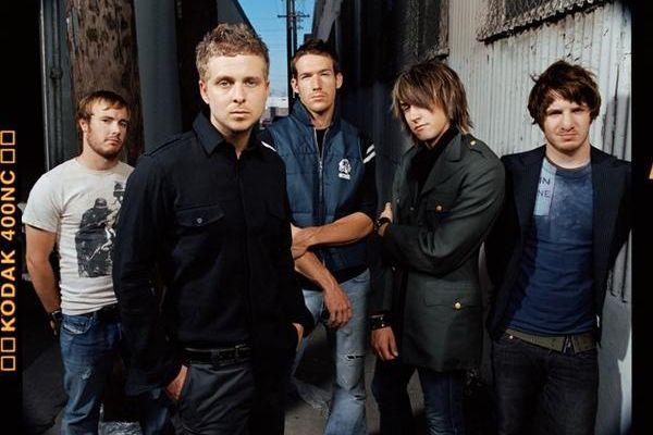 Концерт группы OneRepublic