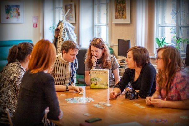 Проект «Зеленая библиотека»