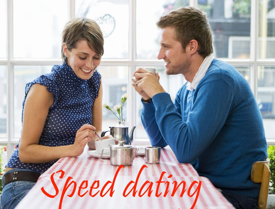English speed dating