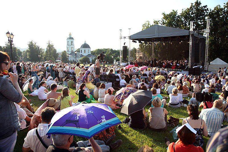 Бесплатные концерты классической музыки в городских парках
