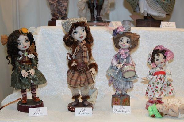 Выставка кукол Moscow Fair 2014
