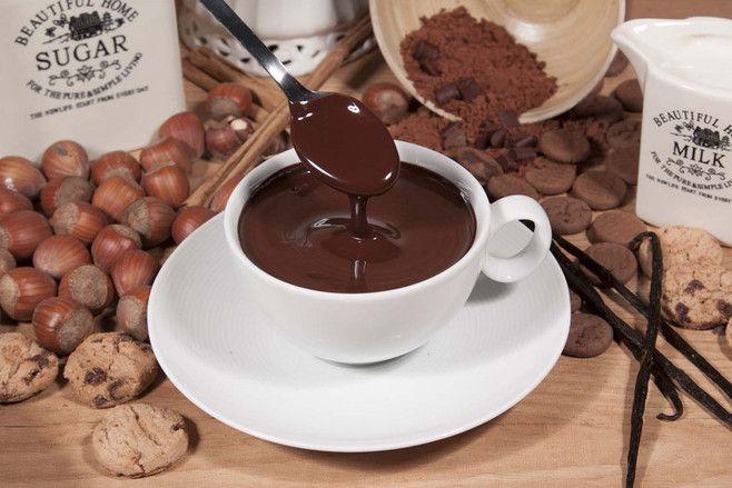 Горячий шоколад в Москве