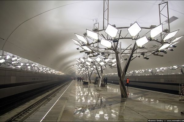 Участок Сокольнический линии метро будет закрыт с 2 по 5 января