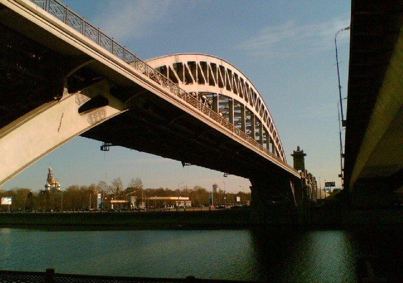«Поцелуев мост» или Краснолужский мост