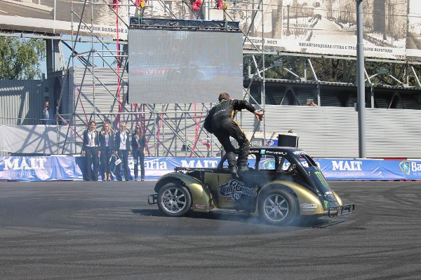 Автошоу Moscow City Racing 2014. Фотоотчет