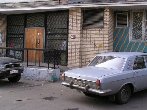 Дом № 13 на Новокузнецкой улице