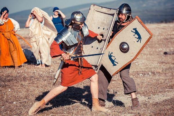 Фестиваль «Времена и эпохи: Древний Рим»