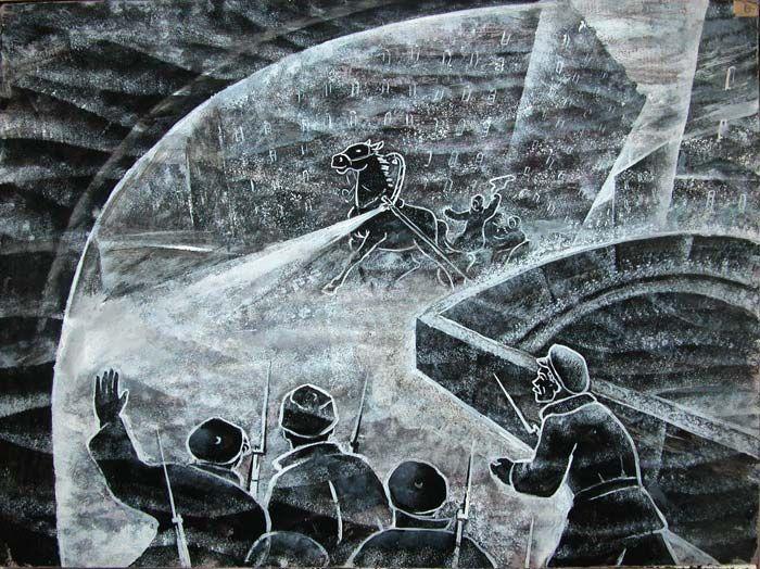 «Двенадцать», анализ поэмы Александра Блока