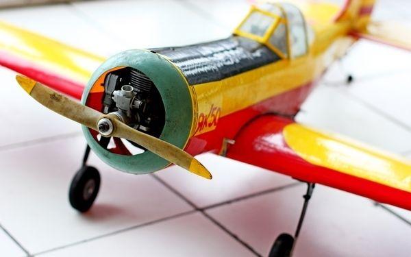 Турнир авиамоделистов «Крылья»