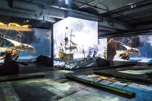 Выставка айвазовский и маринисты живые полотна в санкт-петербурге 2016 - 2ba3