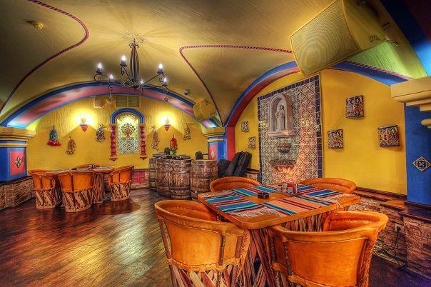 Ресторан «Casa Agave»