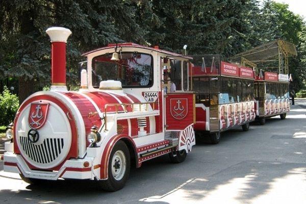 Экскурсионное такси в парке «Сокольники»