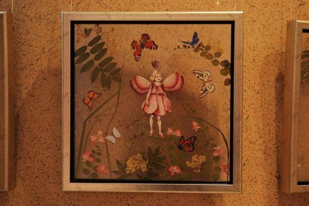 Выставка «Дети цветов»