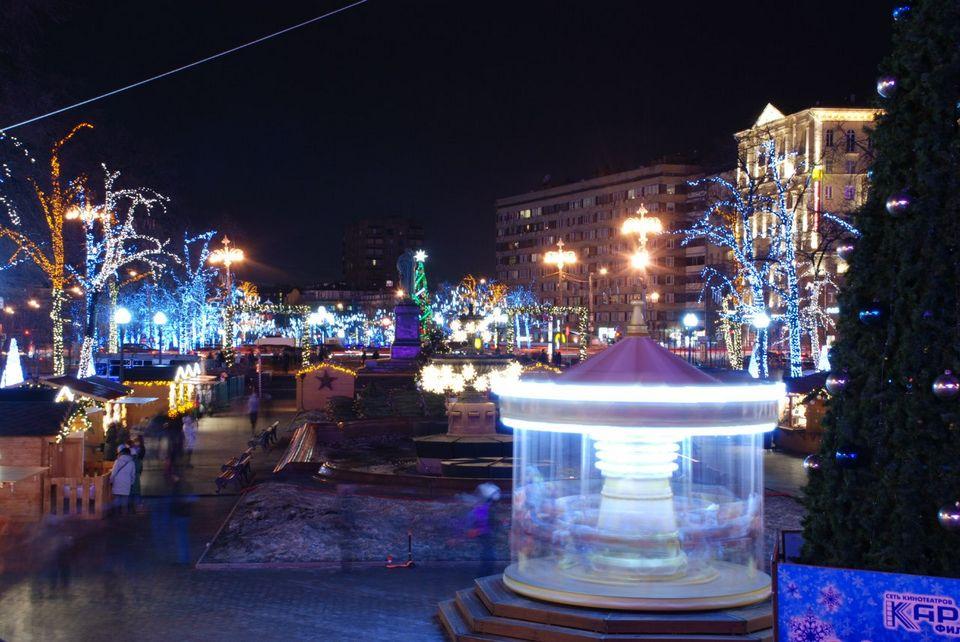 Сегодня в Москве (27 декабря)