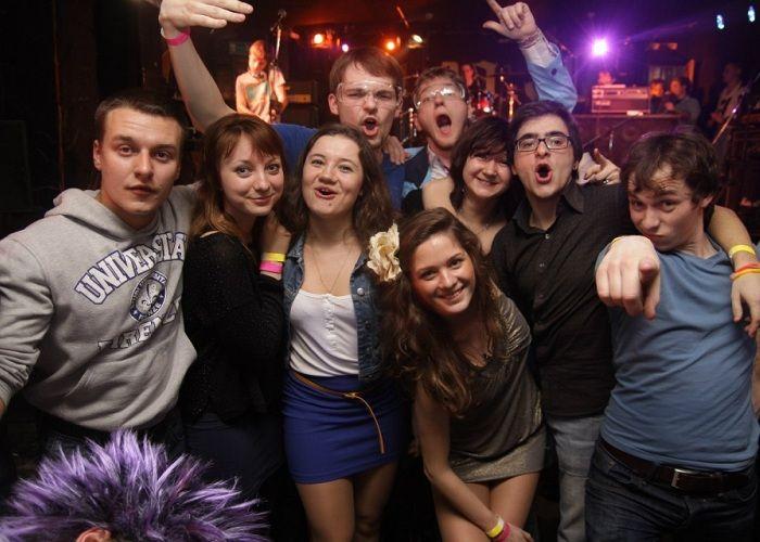 Большая Студенческая Вечеринка