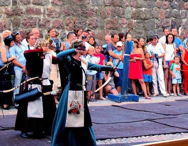 Музыкально-театральный фестиваль «Средневековый город»