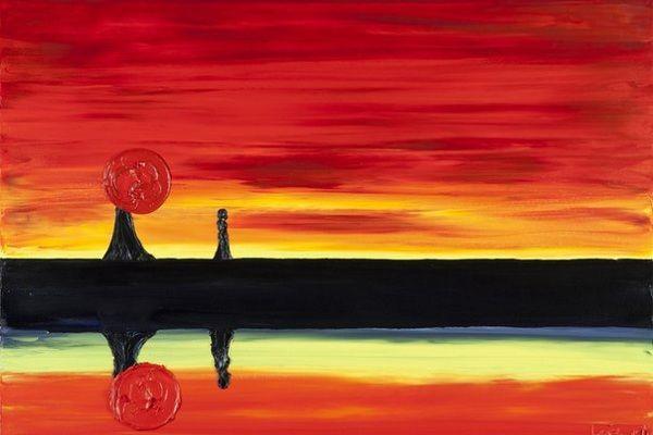 Выставка художника Алексея Клокова «Объединяющий красный»