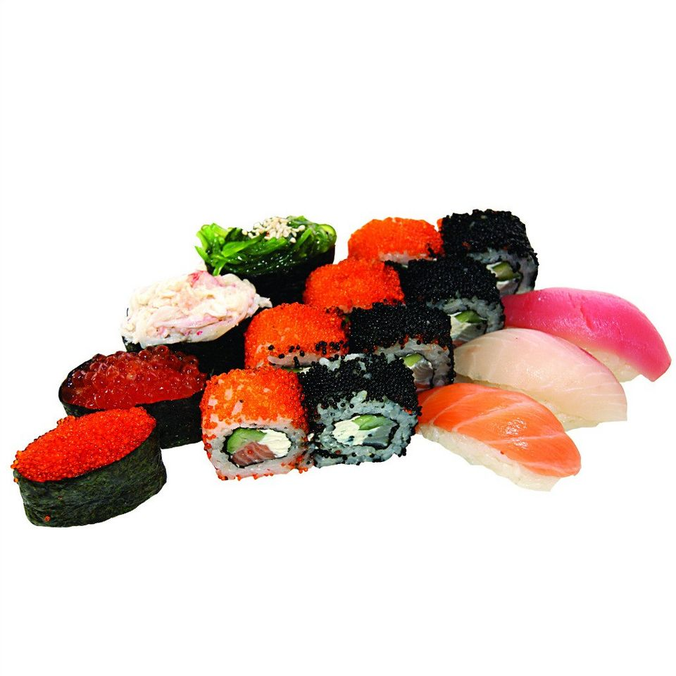 акции суши омск