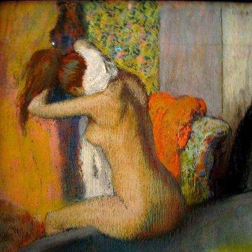Лекция «Обнаженная натура в импрессионизме. Эдгар Дега»