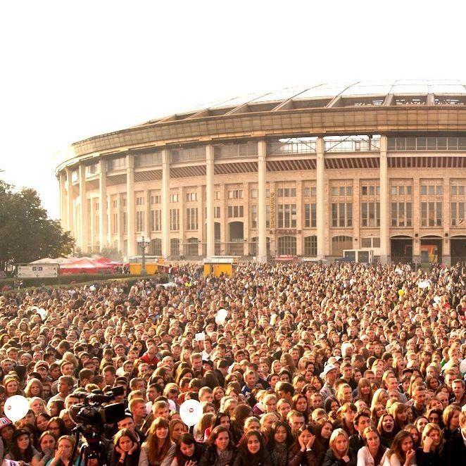 Фестиваль спорта и музыки «