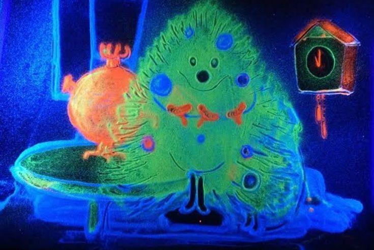 «Новогодние приключения Ежика в тумане»
